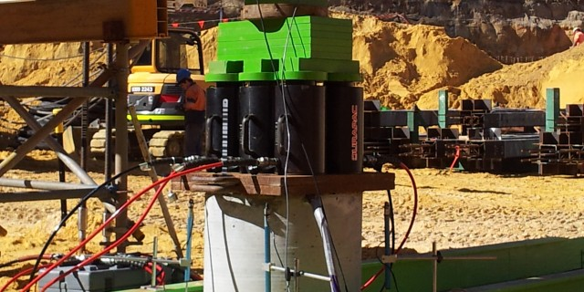 Static Pile Load Testing | Geotechnical Instrument Testing Services