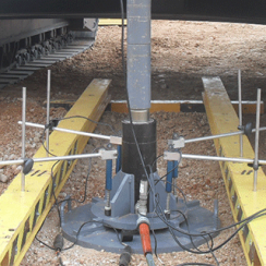 Plate Load Testing |Geotechnical Instrument Testing Services