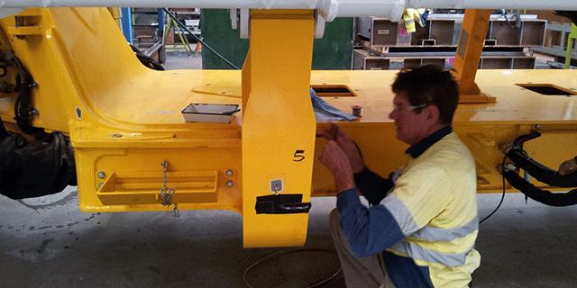 Strain gauge testing 1